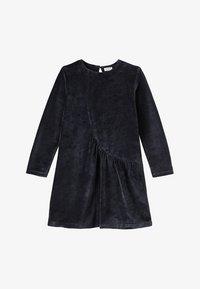 Play Up - VELVET DRESS - Sukienka letnia - dark blue - 4