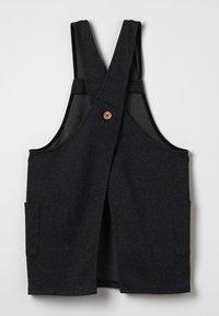 Play Up - DRESS - Jersey dress - dark grey - 1