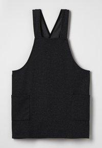 Play Up - DRESS - Jersey dress - dark grey - 0