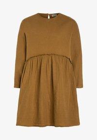 Play Up - COMBI DRESS - Sukienka letnia - dark yellow - 0
