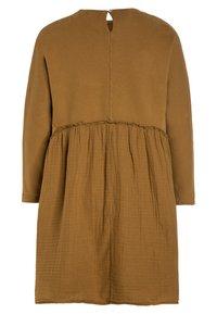 Play Up - COMBI DRESS - Sukienka letnia - dark yellow - 1