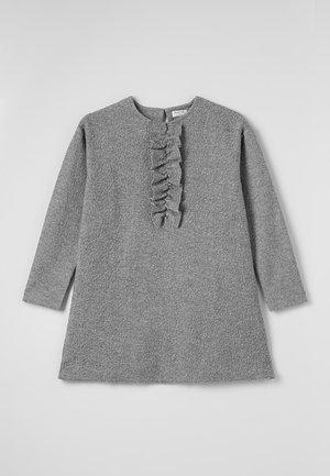 PLUSH DRESS - Sukienka letnia - grey