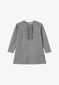 Play Up - PLUSH DRESS - Sukienka letnia - grey - 3