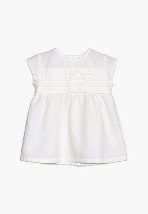 DRESS BABY - Day dress - white