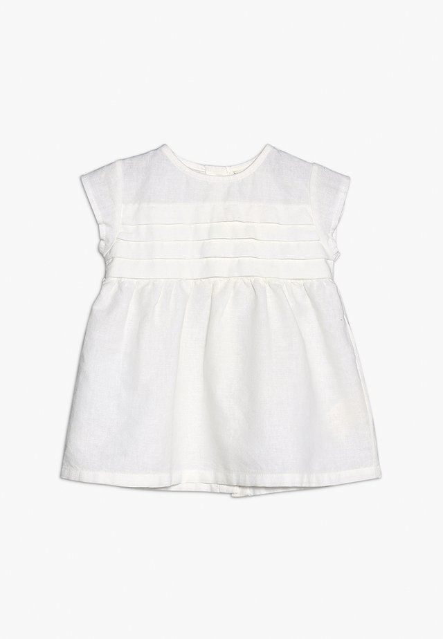 DRESS BABY - Day dress - white