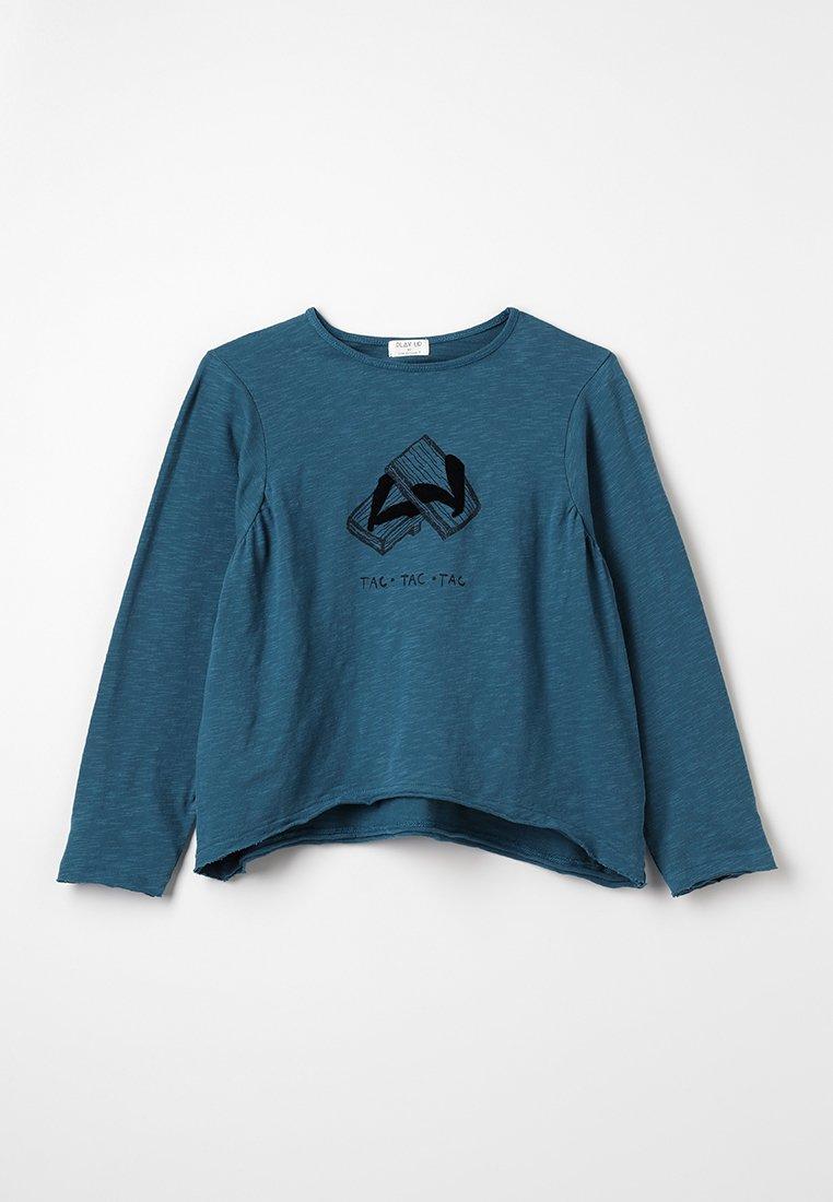 Play Up - Bluzka z długim rękawem - dark blue
