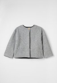 Play Up - JACKET - Kurtka z polaru - dark grey - 0