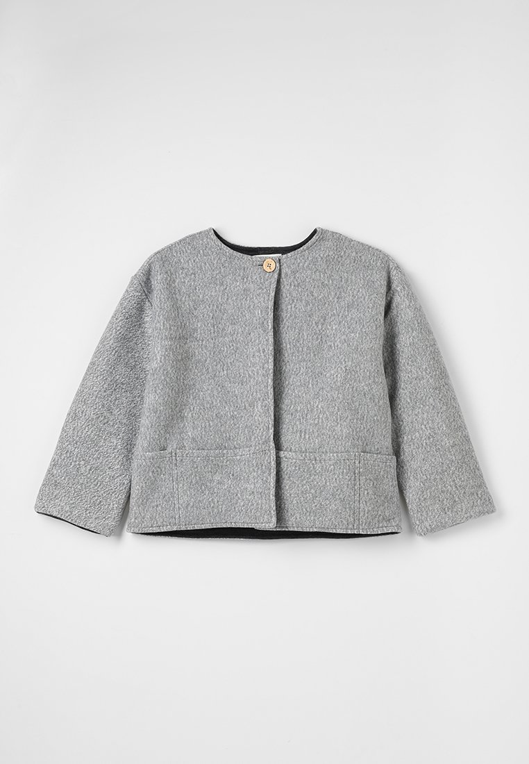 Play Up - JACKET - Kurtka z polaru - dark grey