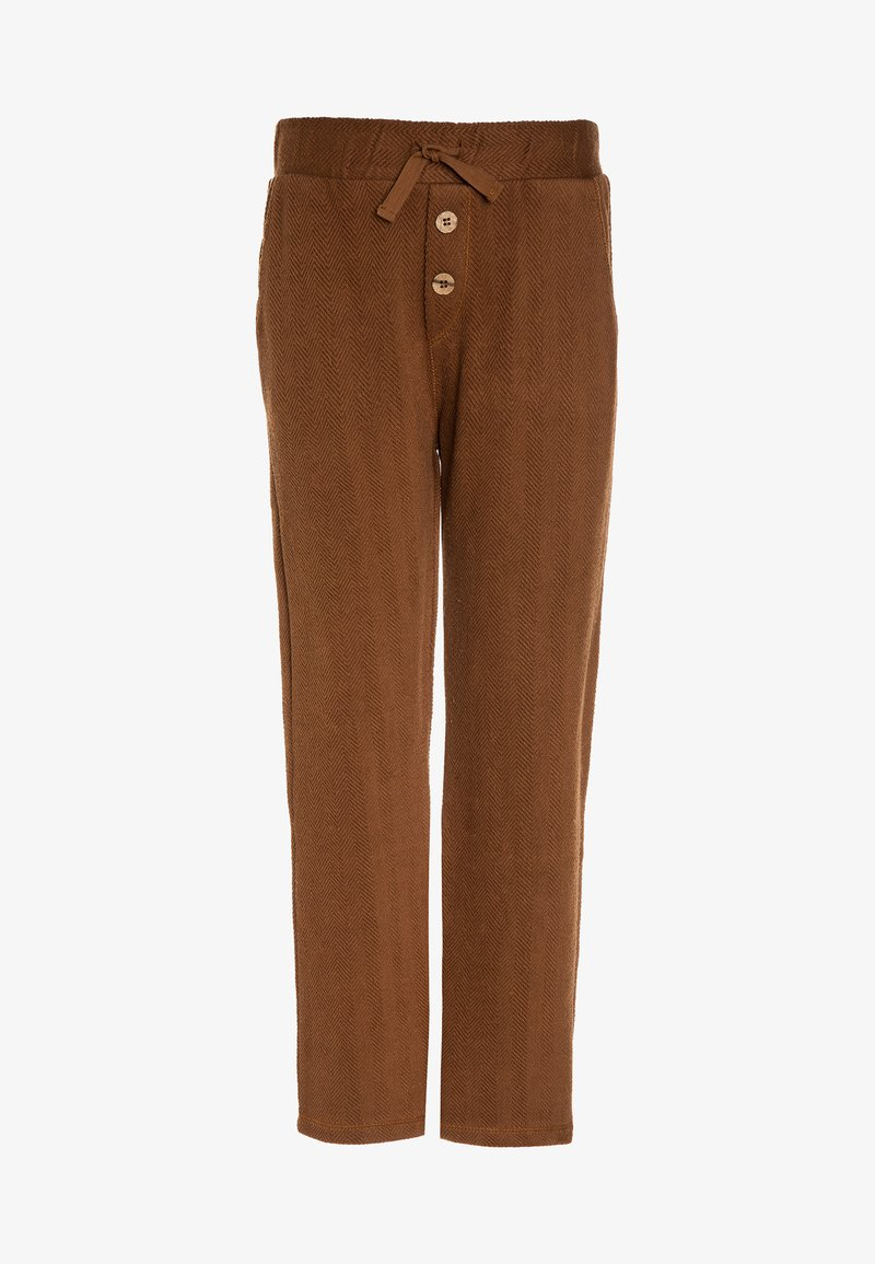 Play Up - TROUSERS - Tracksuit bottoms - brown