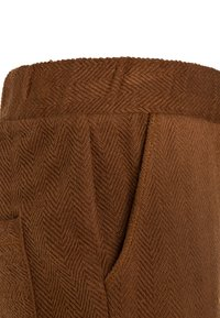Play Up - TROUSERS - Tracksuit bottoms - brown - 3