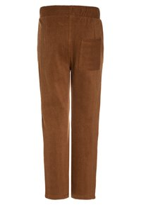 Play Up - TROUSERS - Tracksuit bottoms - brown - 1