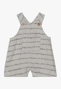 Play Up - PRINTED BABY - Ogrodniczki - off-white - 0