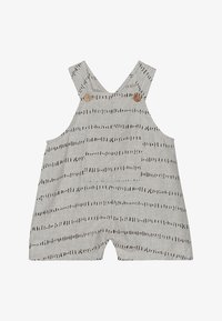 Play Up - PRINTED BABY - Ogrodniczki - off-white - 2