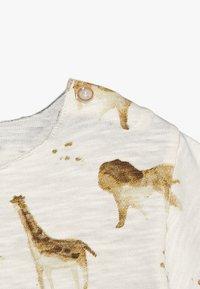 Play Up - BABY - Print T-shirt - white - 2