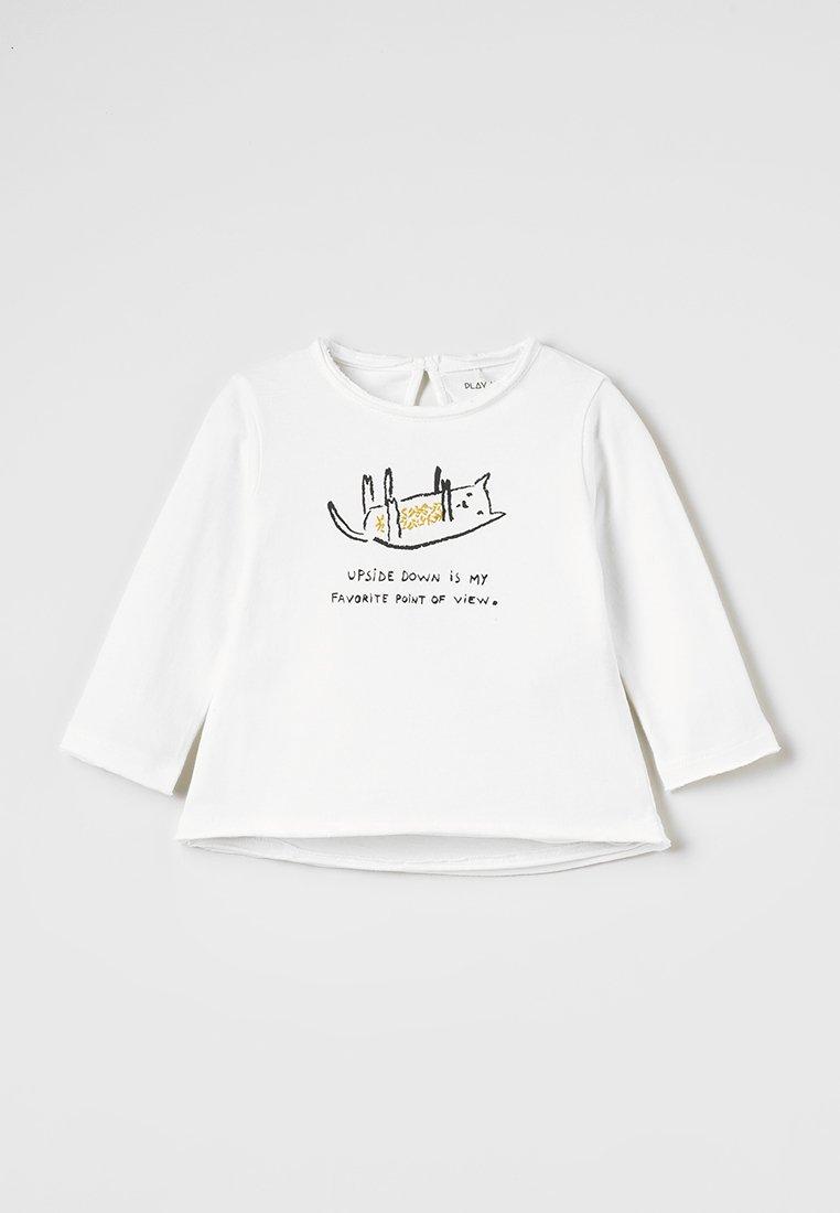 Play Up - T-shirt à manches longues - white