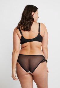 Playful Promises - YSABEL BRIEF - Slip - black/cream - 2