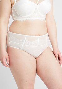 Playful Promises - GABI FRESH HIGH WAIST BRIEF - Slip - ivory - 0