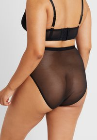 Playful Promises - GABI FRESH HIGHT WAIST BRIEF - Alushousut - black