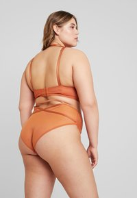 Playful Promises - MORGAN FRENCH KNICKER - Underbukse - rust - 2