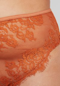 Playful Promises - MORGAN FRENCH KNICKER - Underbukse - rust - 4