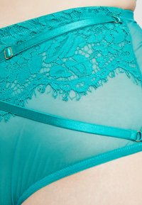 Playful Promises - JENNATEAL STRAPPY BRIEF - Braguitas - teal - 4
