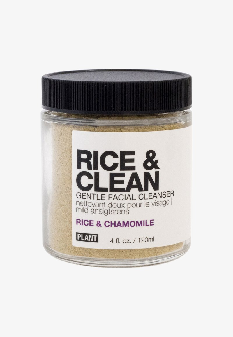 Plant Apothecary - RICE & CLEAN FACIAL CLEANSER 120ML - Nettoyant visage - -