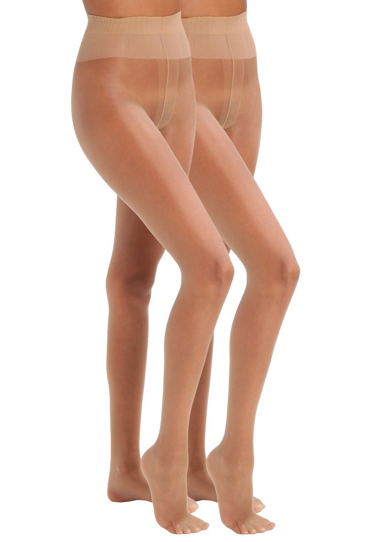 Palmers - DAILY 2 PACK - Tights - skin