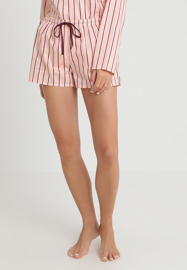 DANDY NIGHT PYJAMA SHORTS - Pyjamasbyxor - rose