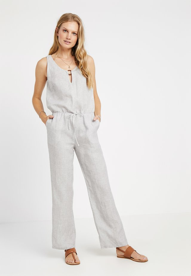 WALK JUMPSUIT - Strandaccessories - light grey