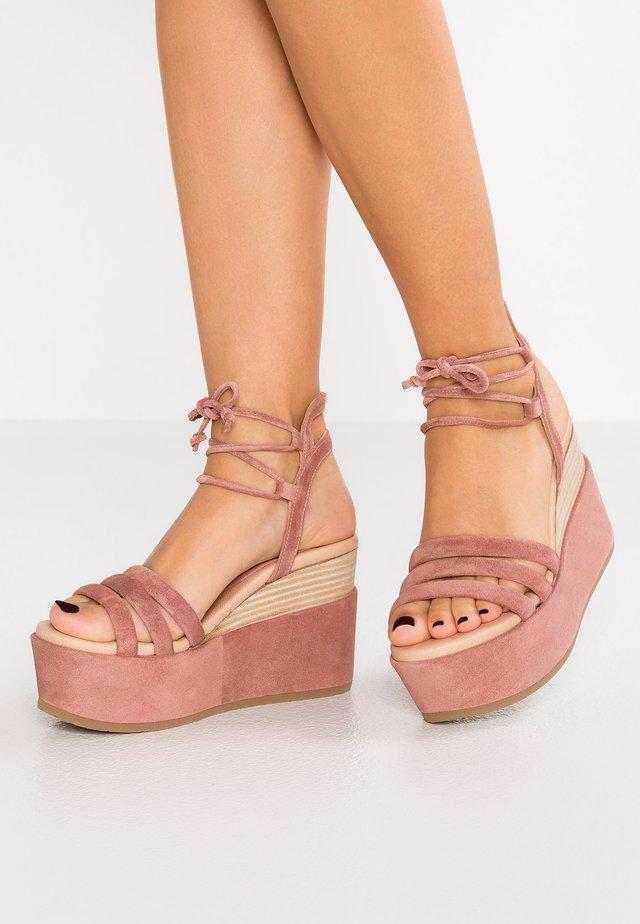 CUNA - Sandaletter - maquilla