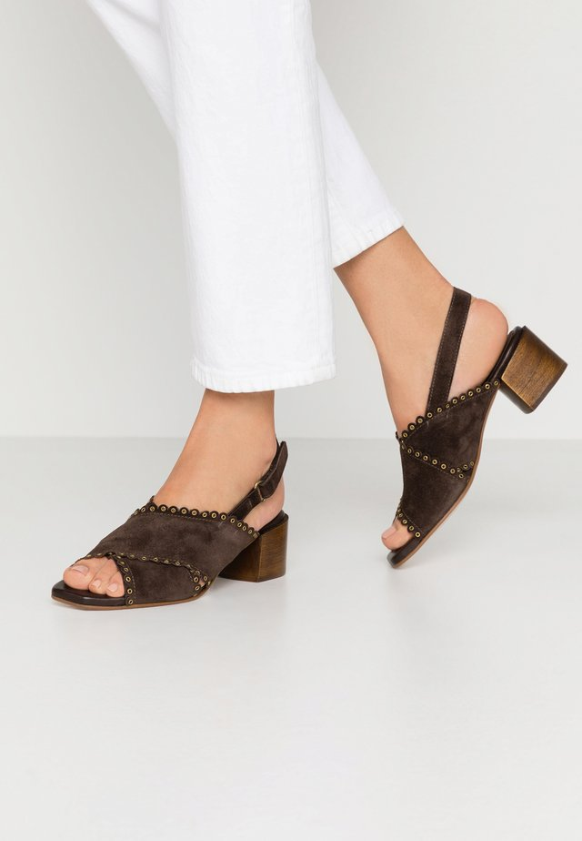 Sandaler - testa
