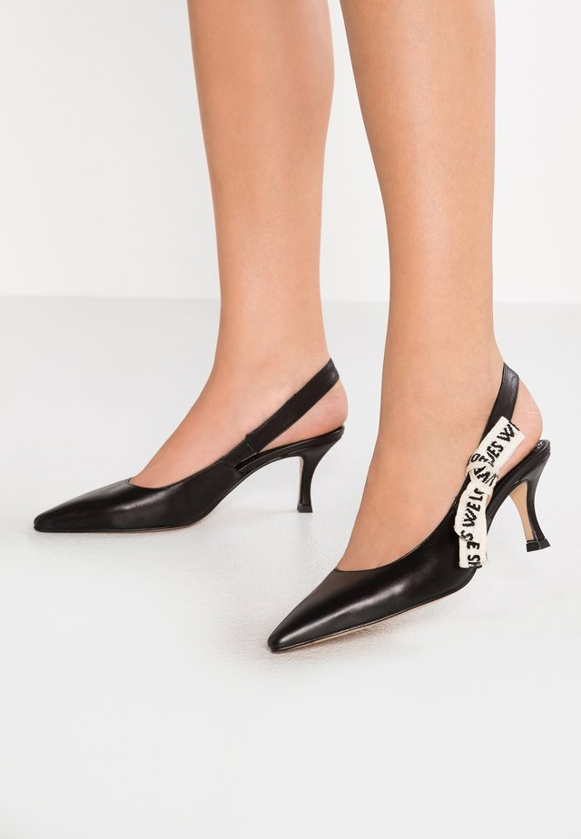 YORK BOTTIER - Pumps - black