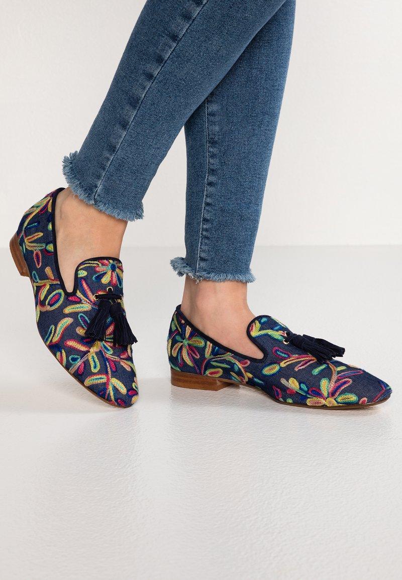 Pedro Miralles - Slip-ons - jeans