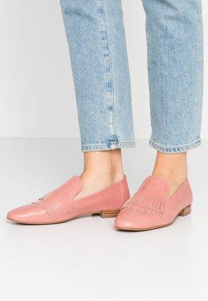 Slip-ons - nature rosa antico