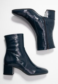 Pedro Miralles - Classic ankle boots - navy - 3