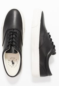 Polo Ralph Lauren - BRYN - Sneakers basse - black - 3