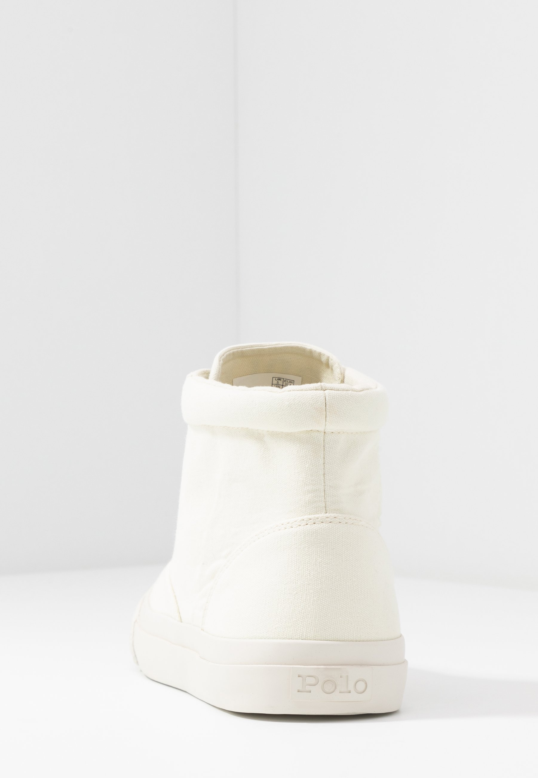 Polo Ralph Lauren Bryn - Høye Joggesko Cream