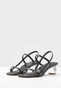 Polo Ralph Lauren - Sandalias - black - 4