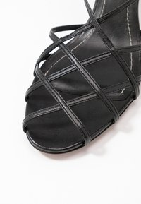 Polo Ralph Lauren - DEANA - Sandals - black - 2