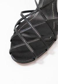 Polo Ralph Lauren - DEANA - Sandali - black - 2