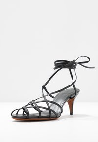 Polo Ralph Lauren - DEANA - Sandals - black - 4