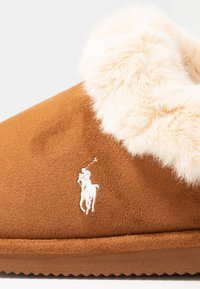 Polo Ralph Lauren - CHARLOTTE  - Tohvelit - snuff/cream - 2