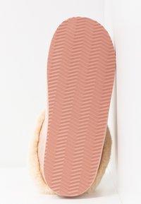 Polo Ralph Lauren - CHARLOTTE  - Domácí obuv - pink/cream - 6