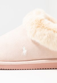 Polo Ralph Lauren - CHARLOTTE  - Domácí obuv - pink/cream - 2