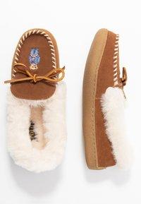 Polo Ralph Lauren - MARCIE - Domácí obuv - snuff - 3