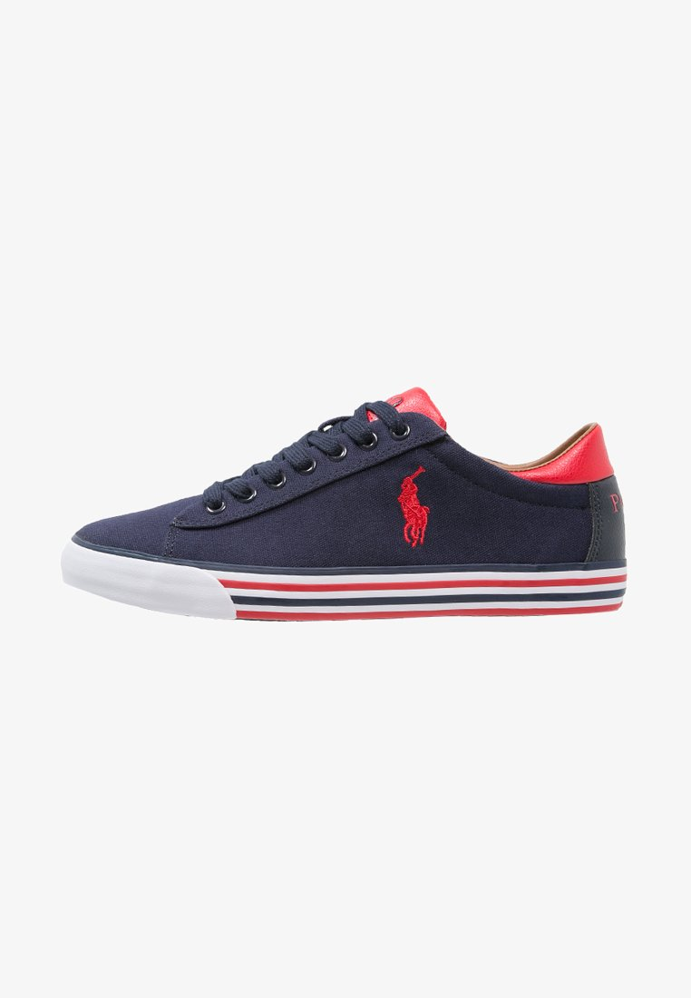 Polo Ralph Lauren - HARVEY - Sneaker low - navy