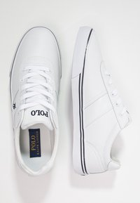 Polo Ralph Lauren - HANFORD - Sneakers basse - white - 1
