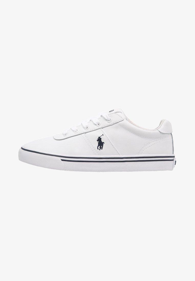 Polo Ralph Lauren - HANFORD - Sneakersy niskie - white