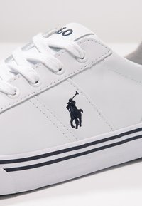 Polo Ralph Lauren - HANFORD - Joggesko - white - 5