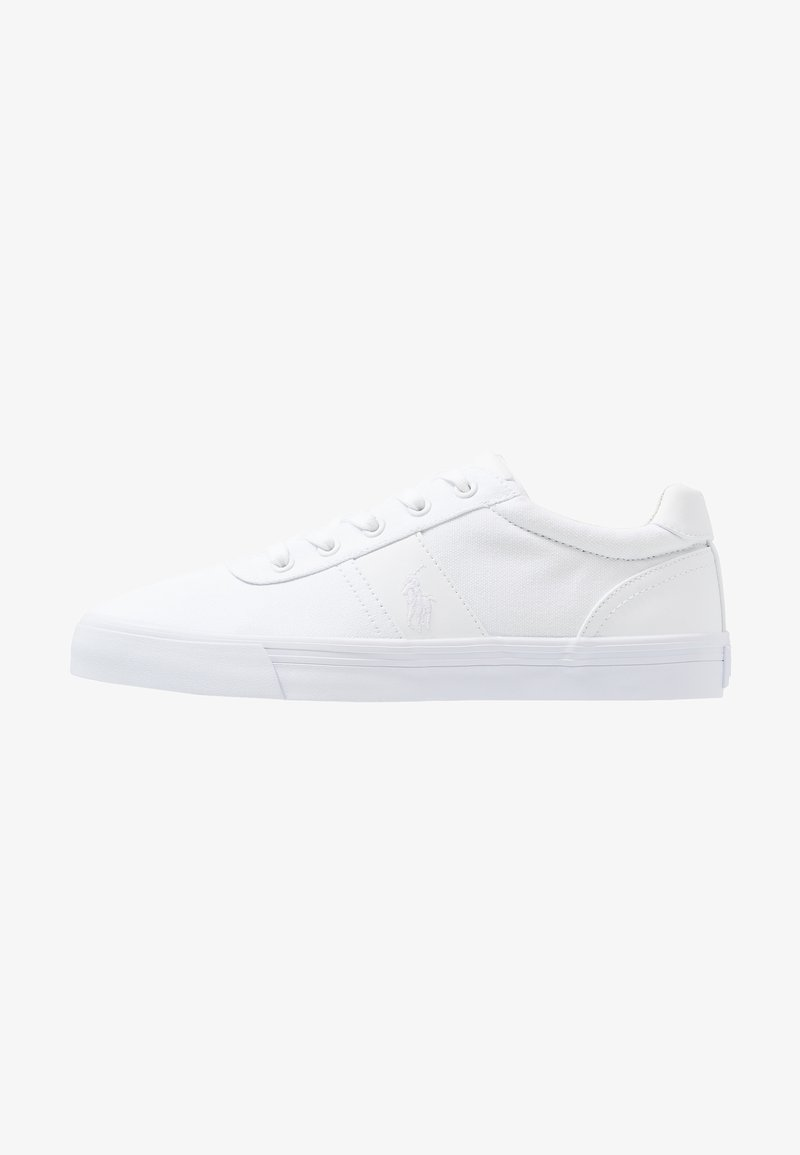 Polo Ralph Lauren - HANFORD - Baskets basses - pure white